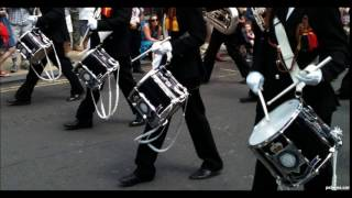 Marching Drum Sound Effect