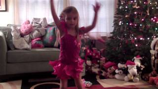 I THINK I'M GONNA LIKE IT HERE - Annie Dance by Cute 4-Year Old Fan