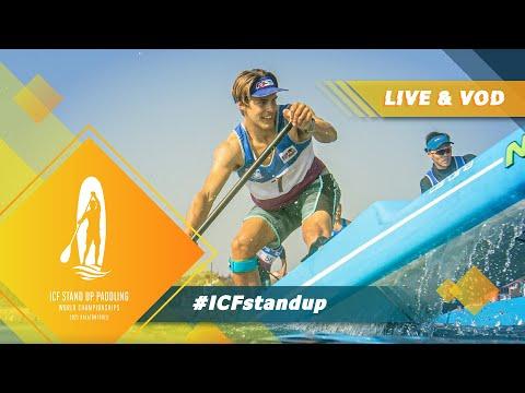 Mundial SUP ICF 2021 Video 1