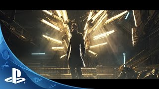 Deus Ex: Mankind Divided - Announcement Trailer | PS4