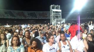 Show Roberto Carlos em Recife 1/5