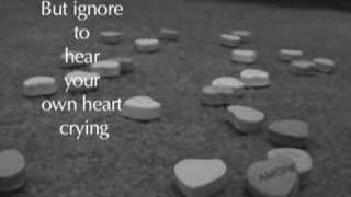 Pantoum for a broken heart