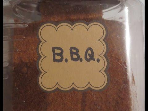 كيف تحضر خلطه بهارات ال BBQ بنفسك ?