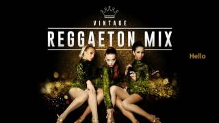 Hello - Martin Solveig´s song - Vintage Reggaeton Mix - New 2017