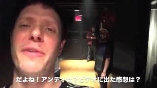 OK Go on Perfume's music video