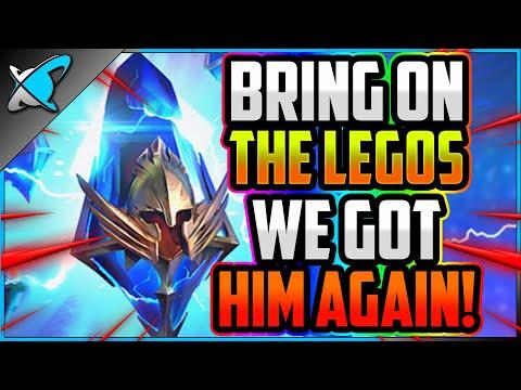 Bring On THE LEGOS...We Got HIM AGAIN!! | 2X Ancients Event Highlights | RAID: Shadow Legends
