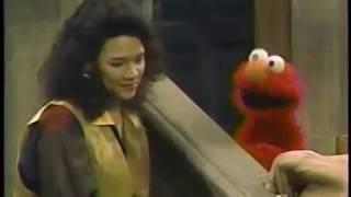Classic Sesame Street - Maria Explains Similarities Between Spanish & English Speaking People