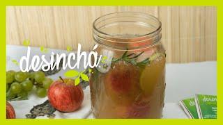 Maçã com suco de uva verde ?| #desinchef #desincha