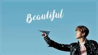 BTS Jungkook – Beautiful (cover) [Han|Rom|Eng lyrics]