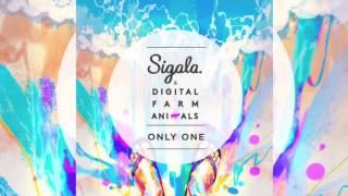 Sigala x Digital Farm Animals - Only One (Audio)