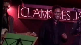 """Mauri Sanchis Ft. Damon Robinson """"Pocket Groove"""" - Live Sala Clamores - Madrid"""