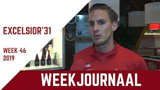 Screenshot van video Excelsior'31 weekjournaal - week 46 (2019)