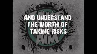 Accidentally On Purpose -Take Steady Aim ( Lyric Video)