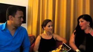 AFROLATINA SEVILLA DANCE 2014: Afro Festival Costa del Sol, interview