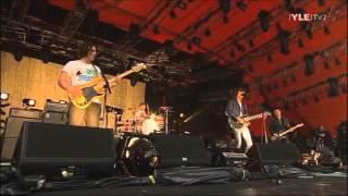 Arctic Monkeys - Crying Lightning - Live @ Roskilde Festival 2011 - HD