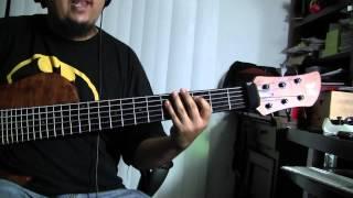 Rata De Dos Patas Bass Cover (Paquita La Del Barrio)