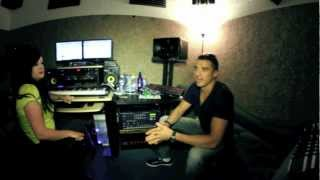Serge Devant & Rachael Starr - You And Me (Official studio session teaser)