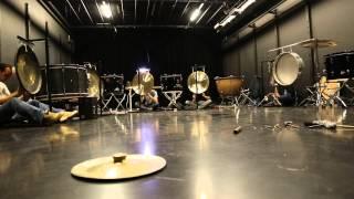 Orgone - Ensemble de Percussion de Nantes - répétition 06/05/15