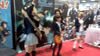 K-ON Fuwa Fuwa Time (Live at SakuraCon 2011)
