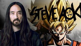 "Steve Aoki Remix ""Cha-La Head-Cha-La"" in DragonBall Xenoverse 2"