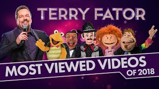 My Most Viewed Videos of 2018! - TERRY FATOR