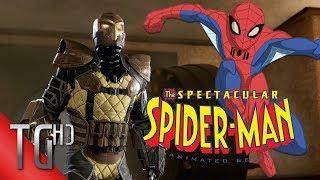 Spider-Man (PS4) - Spider-Man vs. Shocker (Spectacular Spider-Man (2008) Style)   TheTalentedGamerHD