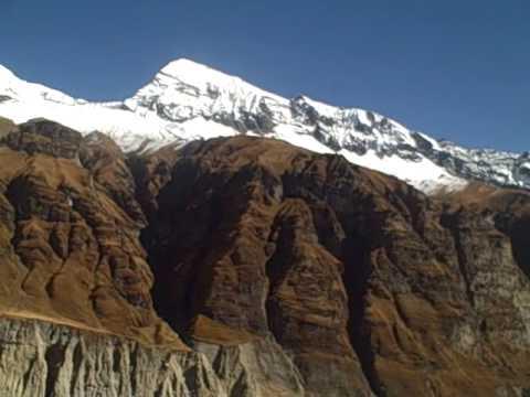 Oct 17 2009 VID00138 – Annapurna Range