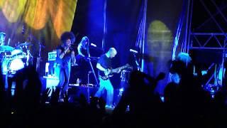 Moby live @ Balatonsound 2009 - Honey