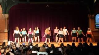 Diane Young | On Tap Dance Troupe | 2016 Showcase On Tap On Fire