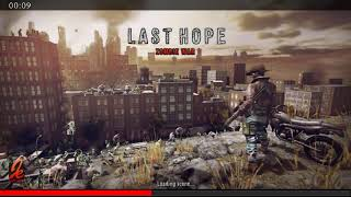 Last Hope Sniper - Zombie War Android Gameplay (Beta Test)