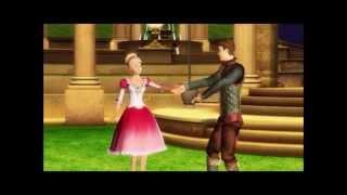 10. Barbie e as 12 Bailarinas - Derek dança com Genevive