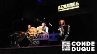 Esta noche la influencia árabe en #JazzMadrid15 con Rabih Abou Khalil Trio