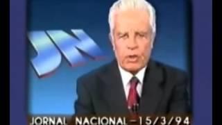 O dia em que eu queria ter assistido o Jornal Nacional