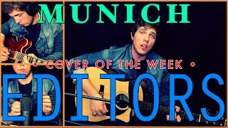 Munich - Editors • Cover of the Week • Brooks of Sheffield