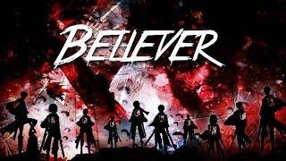 Shingeki no Kyojin   Attack On Titan    【AMV】» Believer