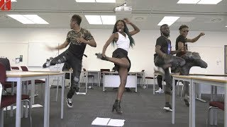 Olamide- Science Student Dance Video By Sherrie Silver & Ghana Boyz