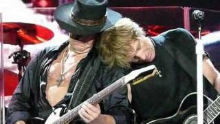 Bridge over troubled water - Bon Jovi