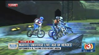Marvel Universe Live: Age of Heroes (part 2)