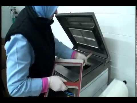 Hazır kap vakum paketleme makinası,Thermoform vacuum machine