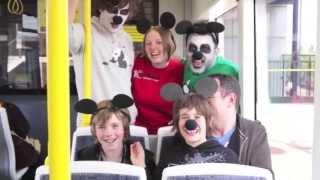 Panda show reel