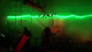 Centhron - Dominator [Live in Mexico City 2014]