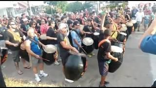 Corte de tambores elumbe 2016