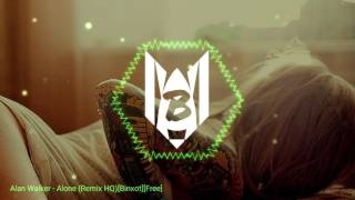 Alan Walker - Alone Remix MARSHELLO 2017