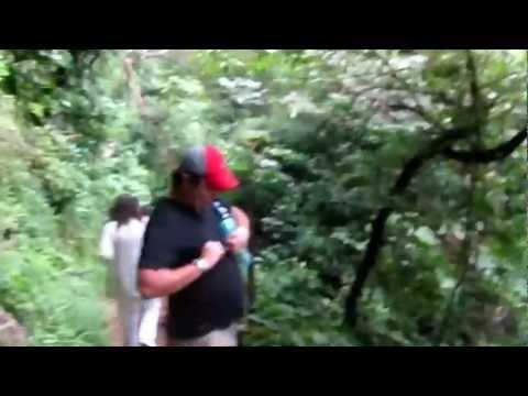 Hike to San Ramon Waterfall – Ometepe, Nicaragua