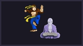 Monky Games Intro