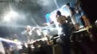 Banda A loba no Baile do São Miguel