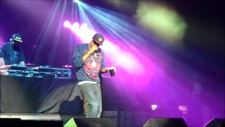 """Chevy Woods Performs """"Nameless"""" Live at The UCF Arena in Orlando, FL (11-30-12)"""