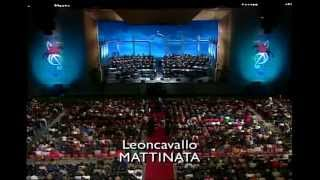 Andrea Bocelli - Mattinata - with English subtitles - Pavarotti & Friends 2