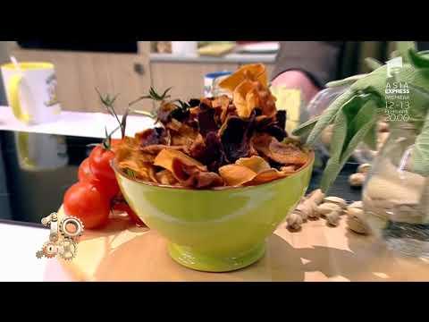 Supă cremă cu ingrediente delicioase și sănătoase