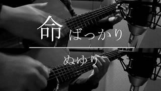 命ばっかり   /   ぬゆり (cover) スラム奏法